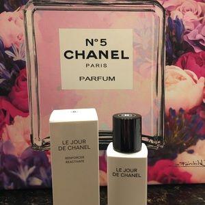 Chanel skin care.